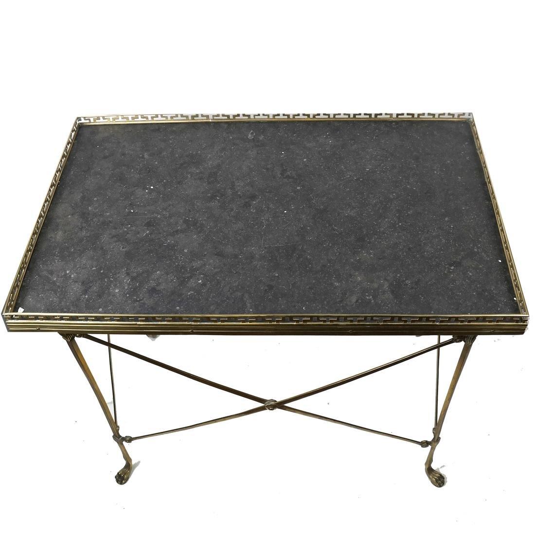 Maison Jansen-Style Cocktail Table - 2