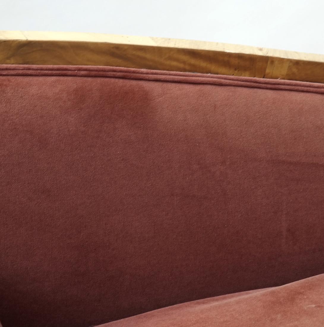 Biedermeier-Style Chaise - 5