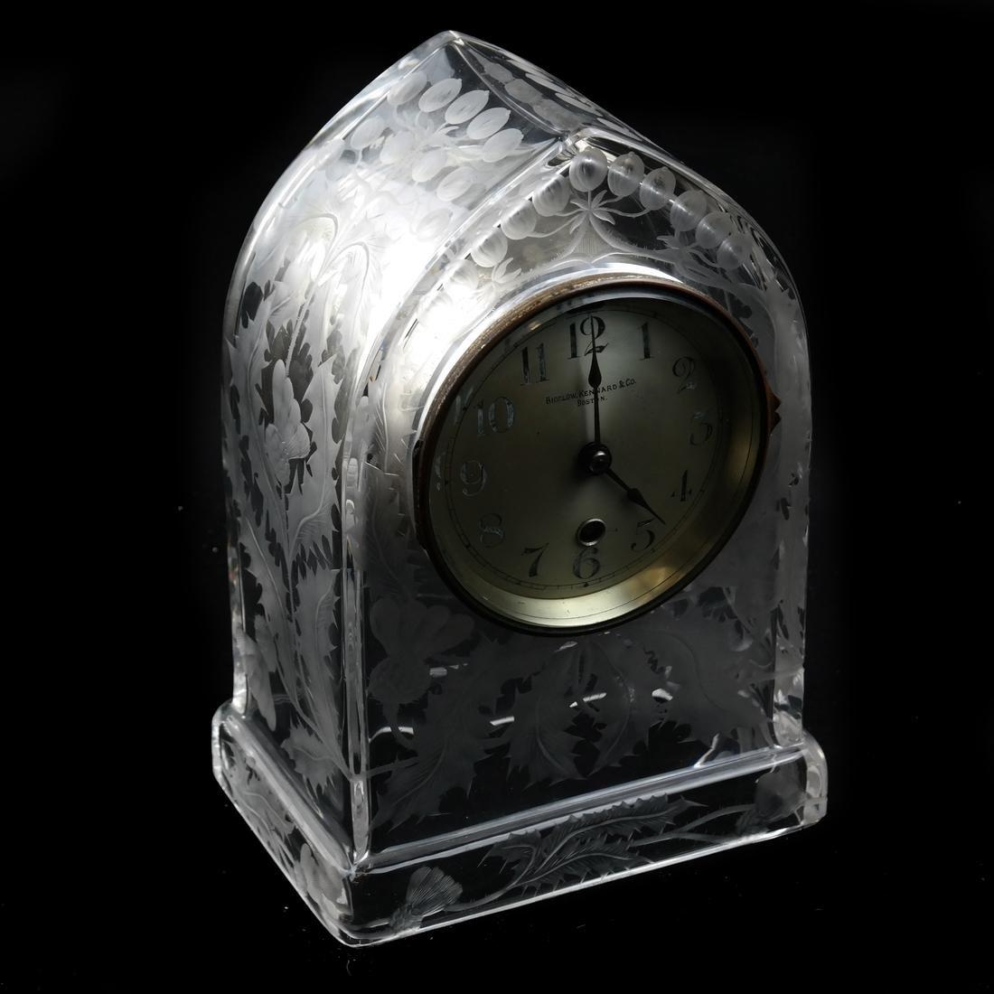 Bigelow, Kennard & Co. Mantle Clock
