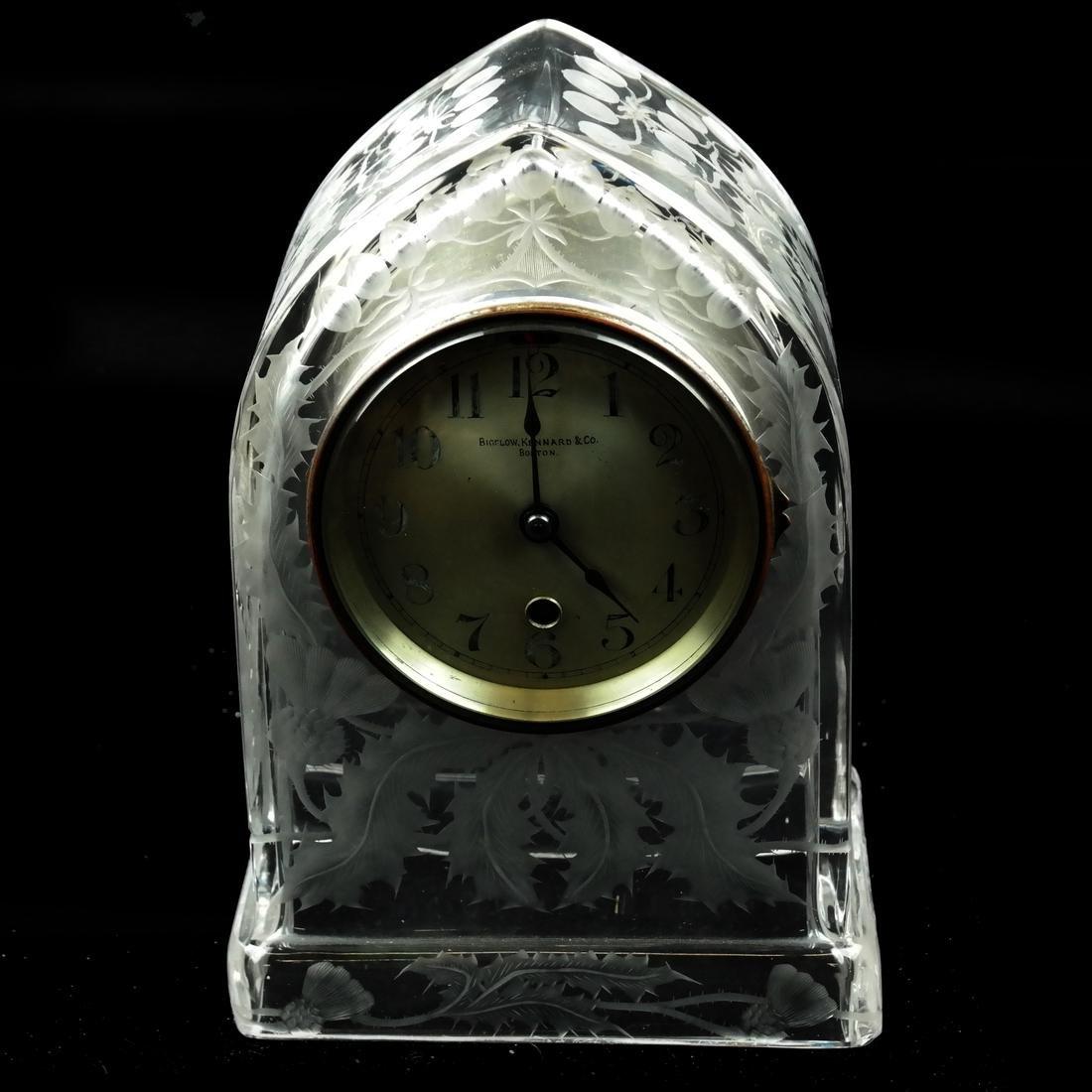 Bigelow, Kennard & Co. Mantle Clock - 2