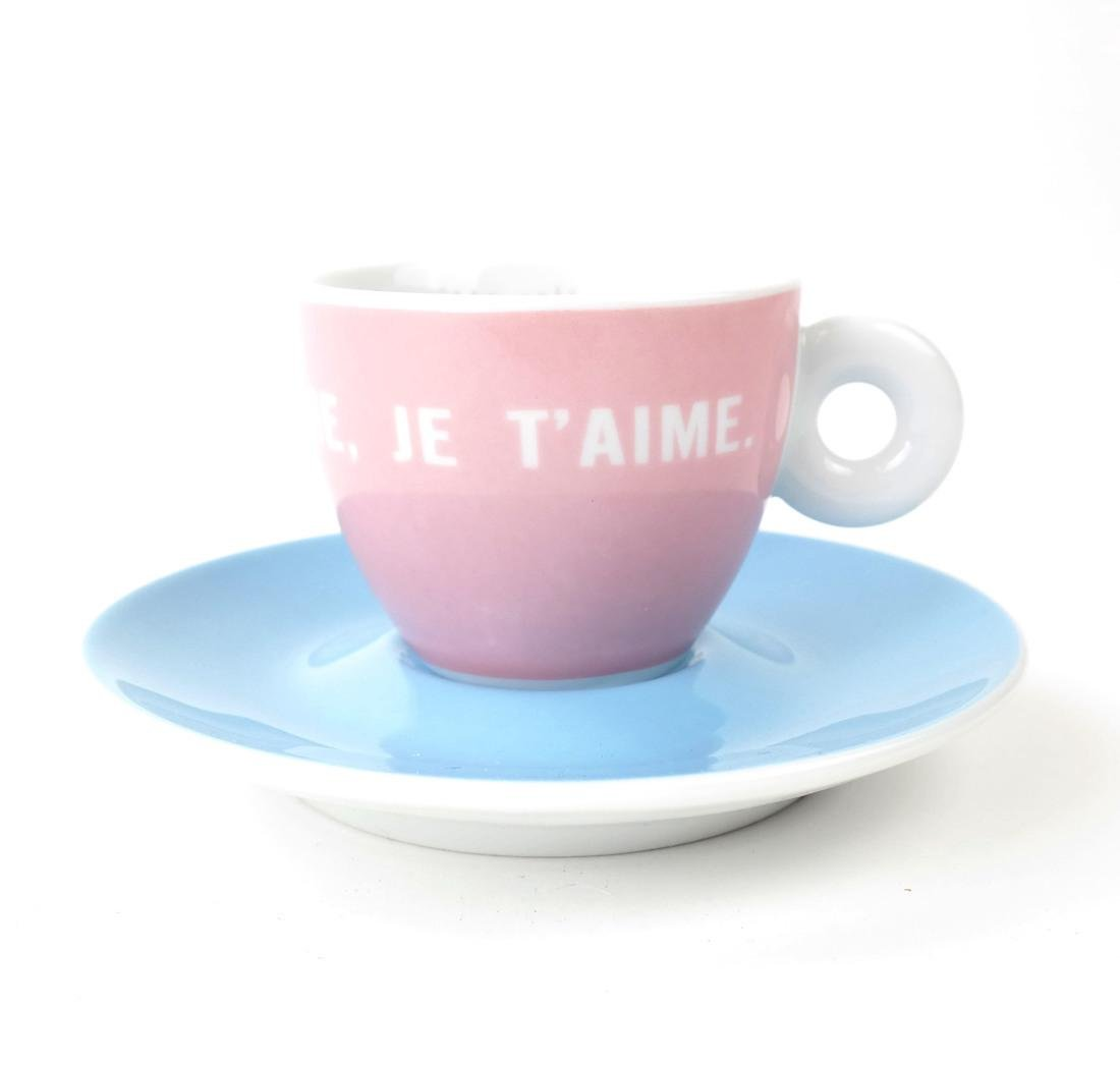 """Pair of Louise Bourgeois """"Je T'Aime"""" Ill - 4"""