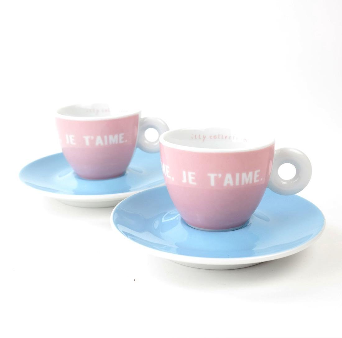 """Pair of Louise Bourgeois """"Je T'Aime"""" Ill - 7"""