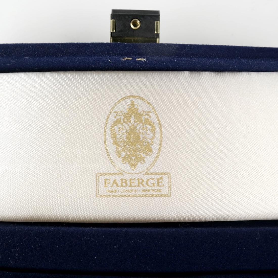 Six Wine Glass Charms, Fabergé - 9
