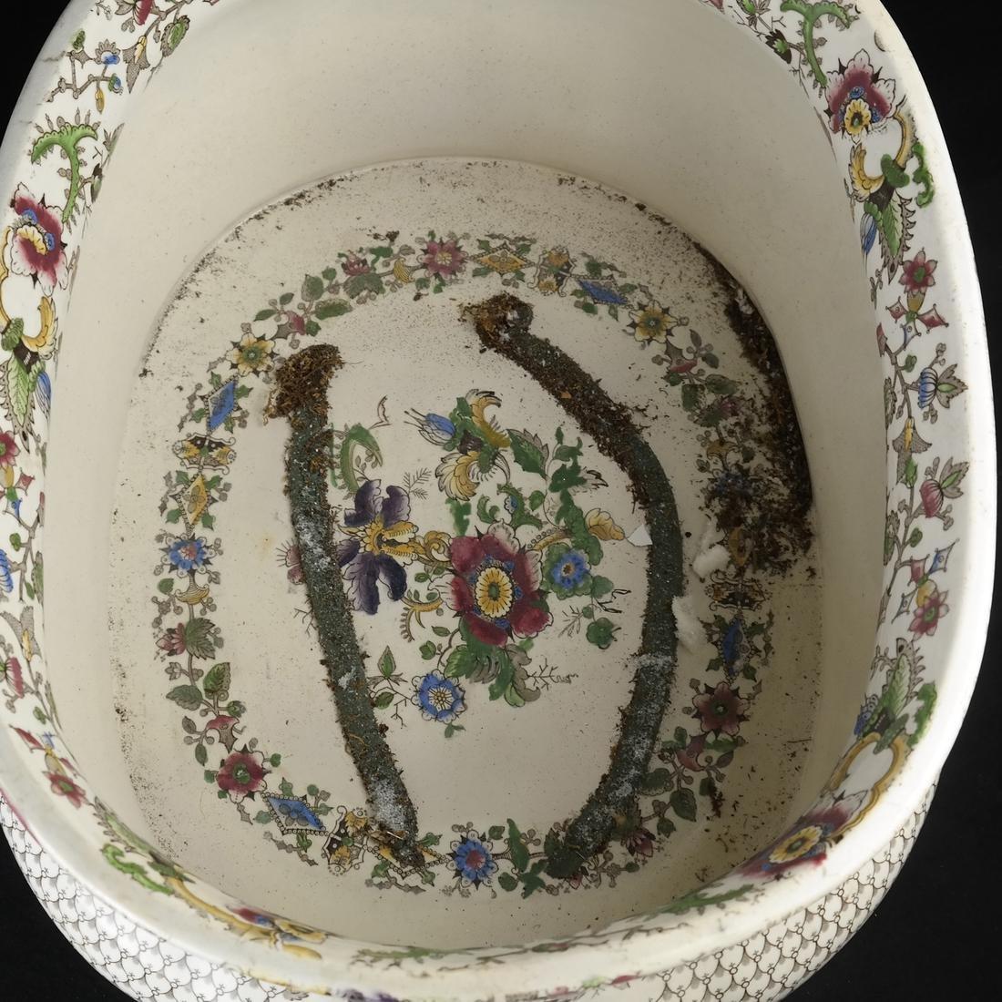 Ceramic Jardiniere - 6