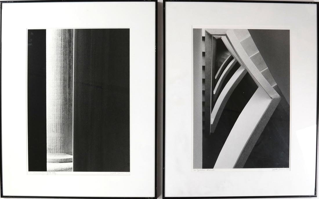 Judith Turner, 2 Architectural Photographs