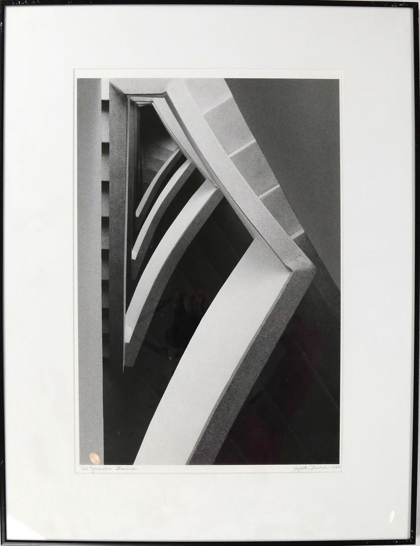 Judith Turner, 2 Architectural Photographs - 8