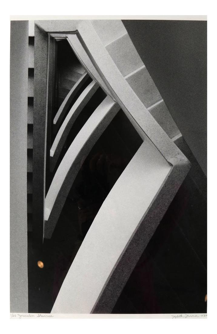 Judith Turner, 2 Architectural Photographs - 9