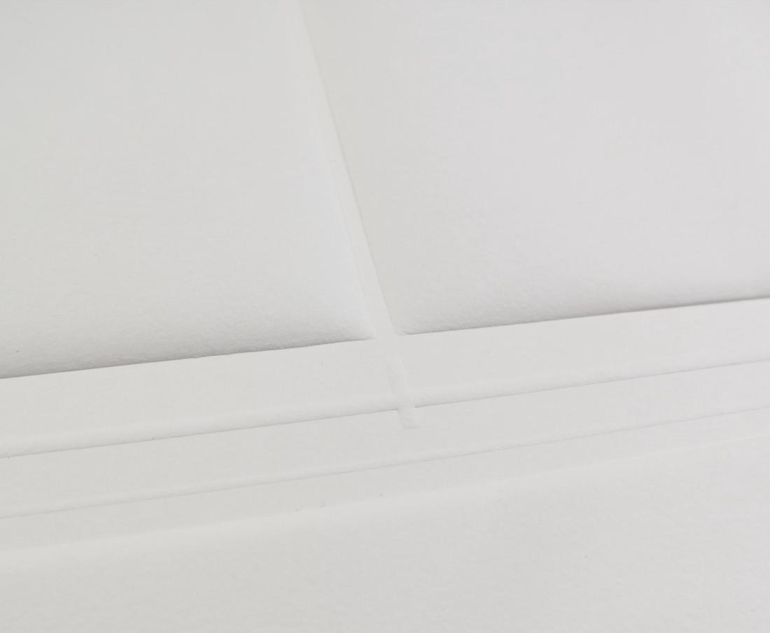 Shlomo Koren, 18 Minimalist Embossed Sheets - 8