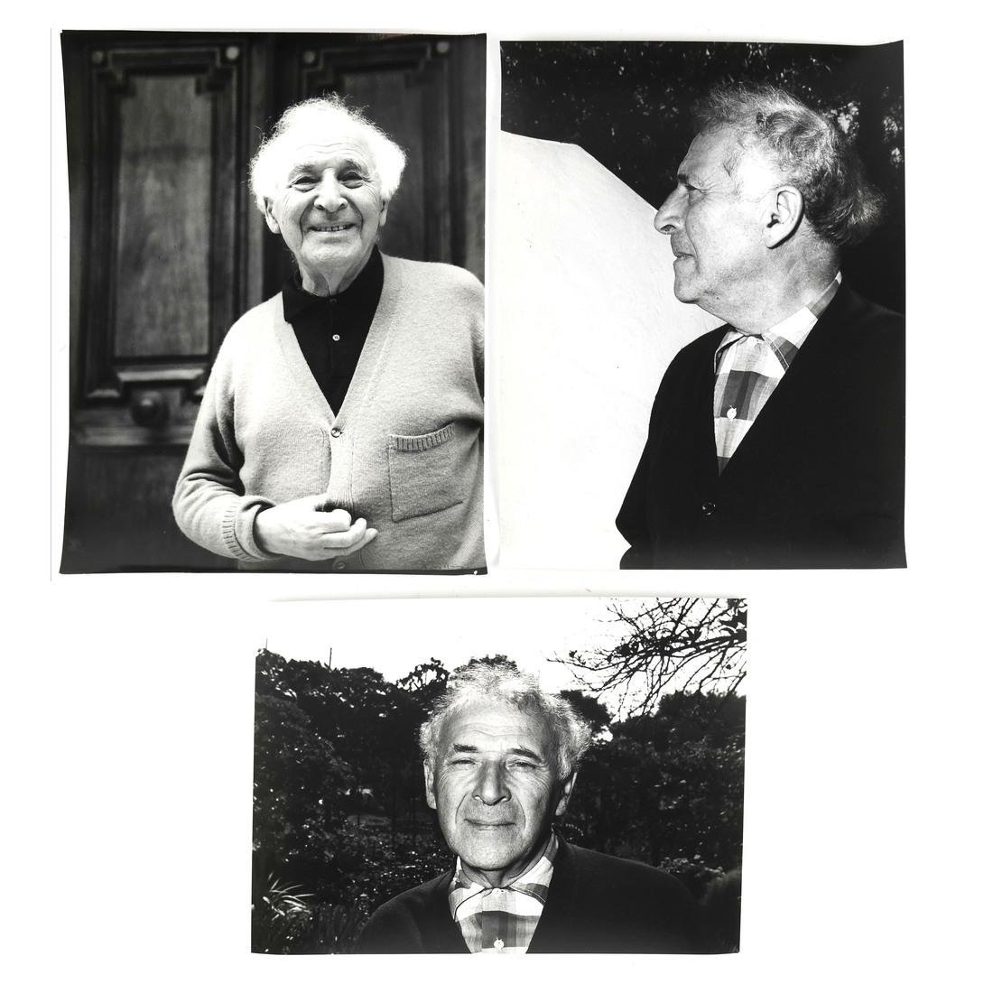 André Villers, Marc Chagall Portraits