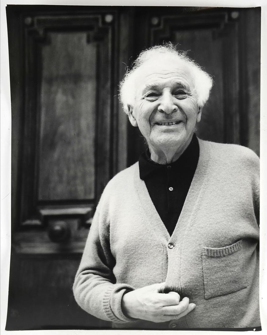 André Villers, Marc Chagall Portraits - 2