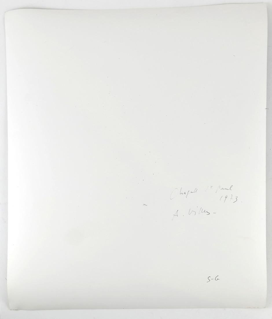 André Villers, Marc Chagall Portraits - 4
