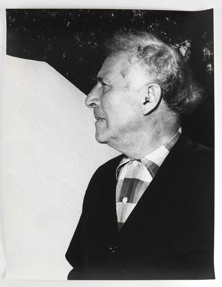 André Villers, Marc Chagall Portraits - 8