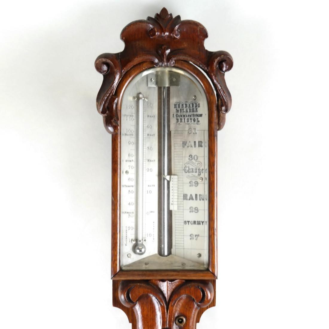 19th Century English Barometer - 2