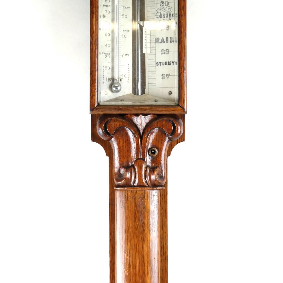 19th Century English Barometer - 3