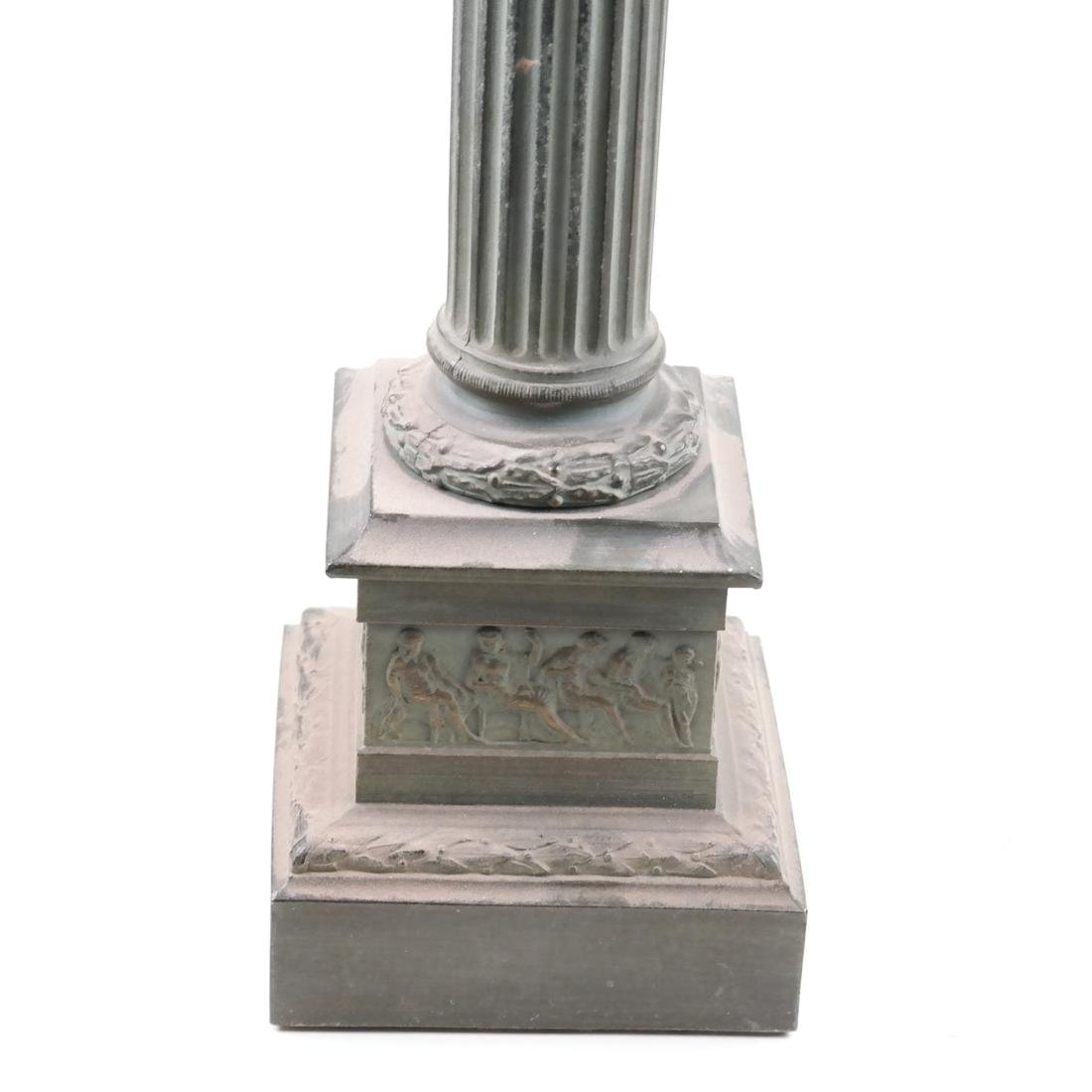 Corinthian Column Table Lamp - 2