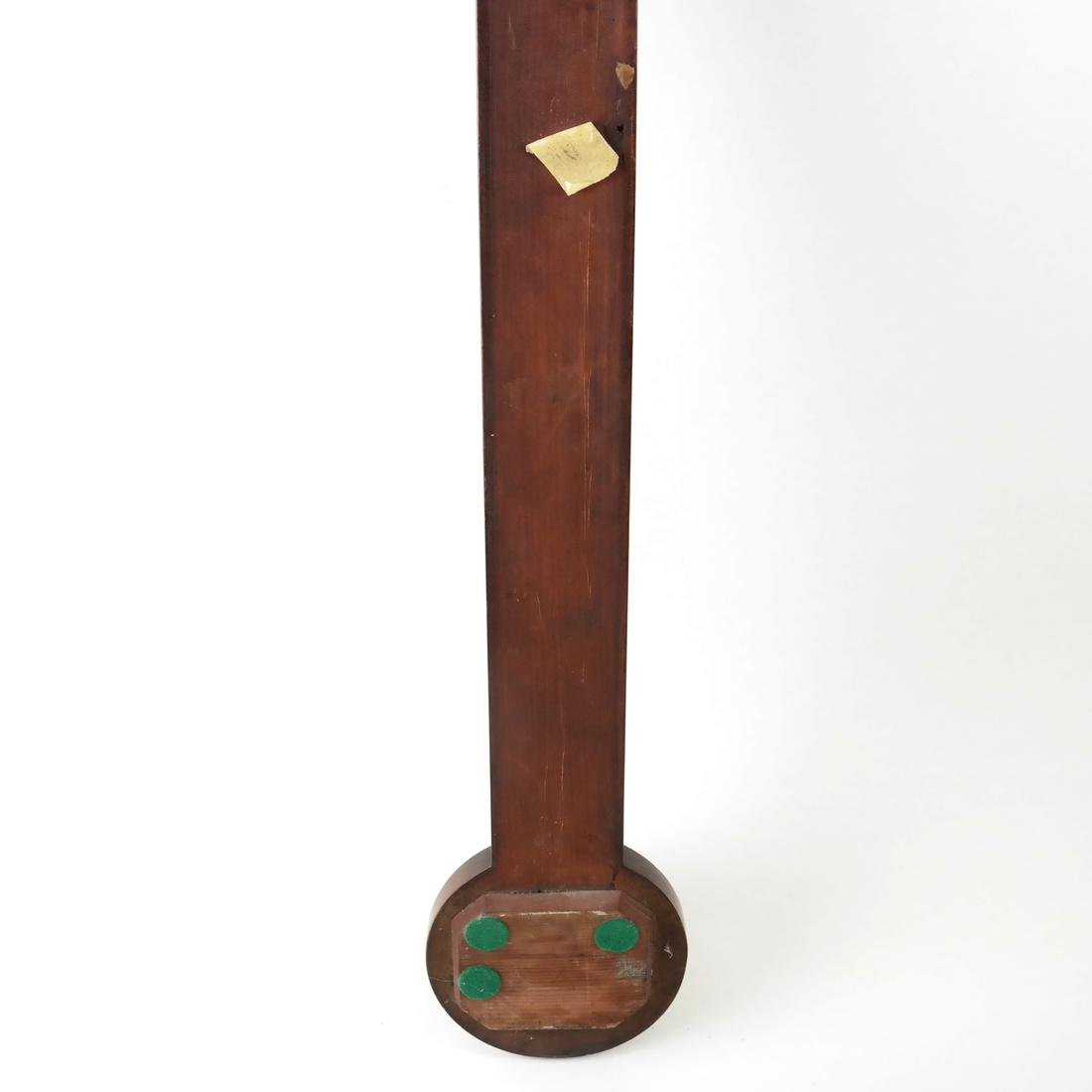 Georgian Inlaid Mahogany Stick Barometer - 6