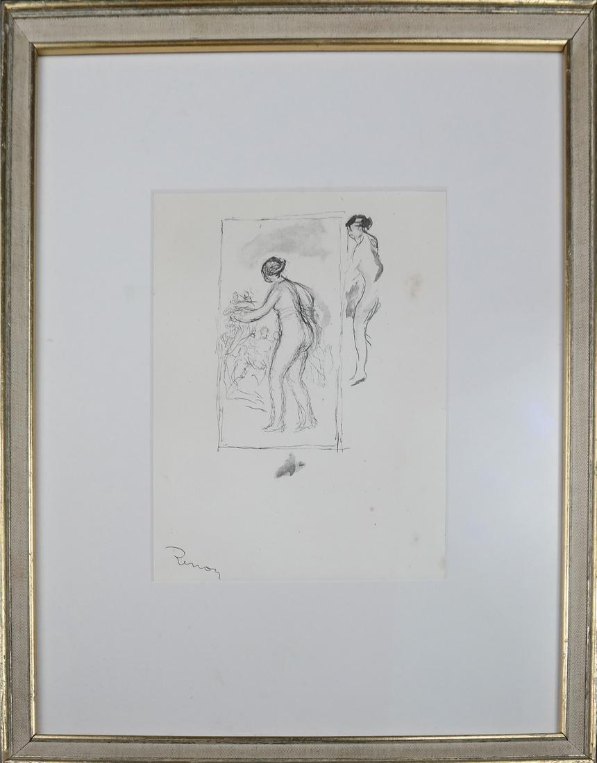 Group of Three Various Prints - 6