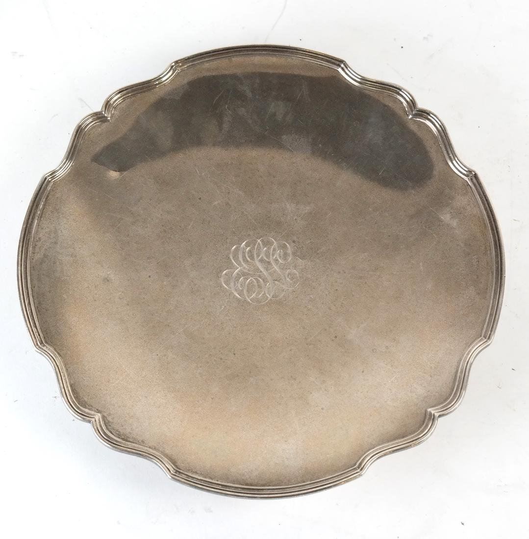 American Sterling Low Tazza - 2