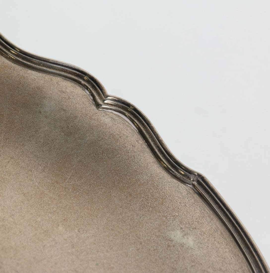 American Sterling Low Tazza - 4