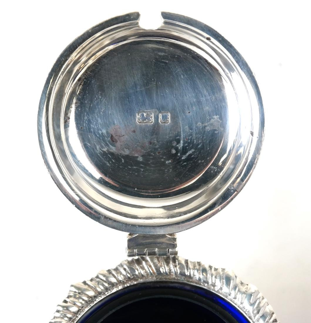 Five English Sterling Serving Articles - 2