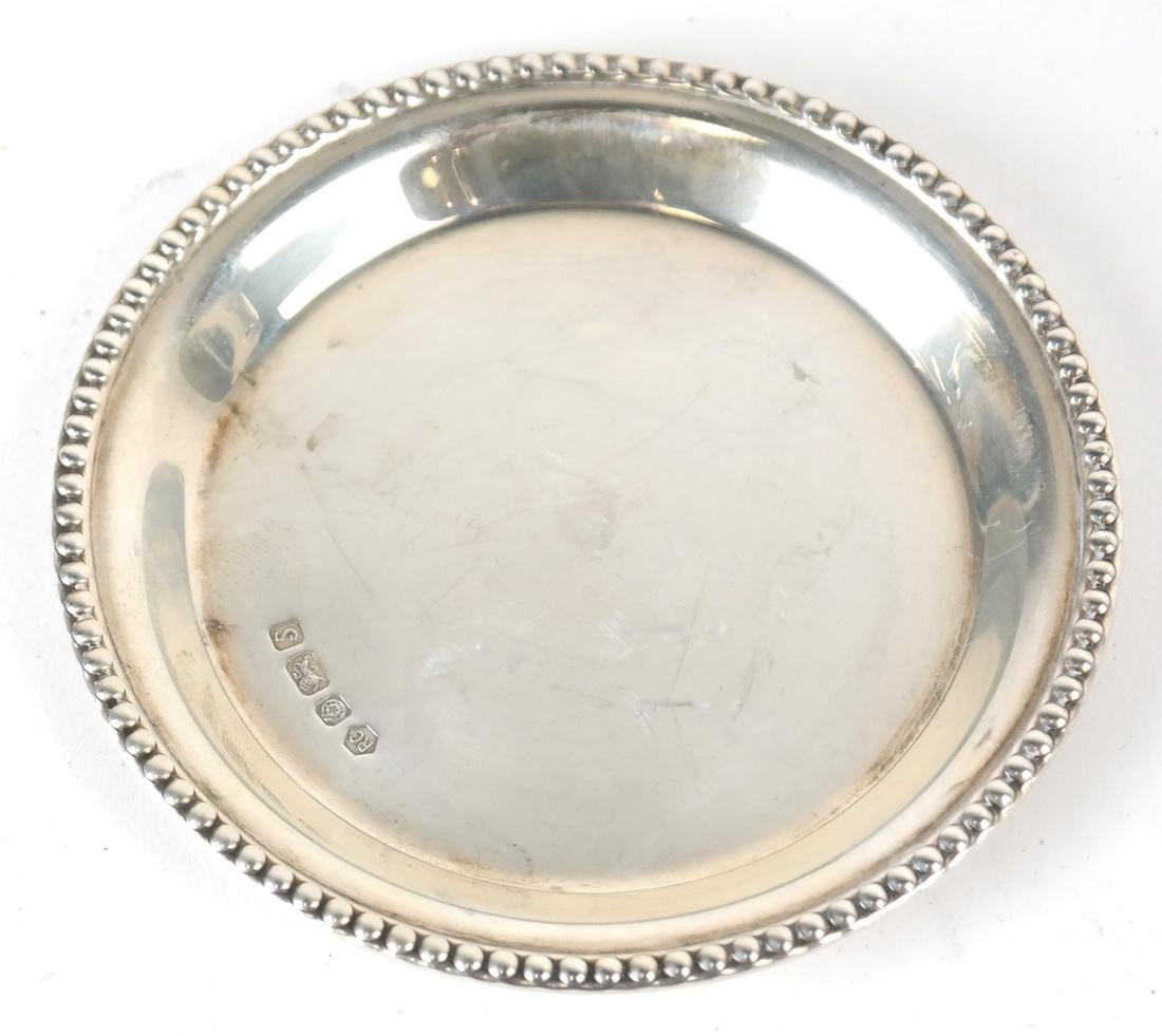 Five English Sterling Serving Articles - 3