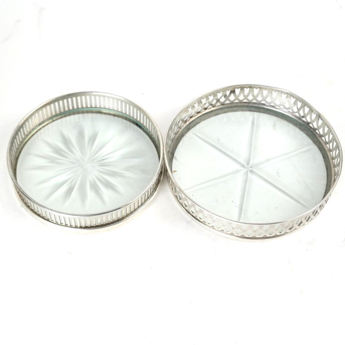 14 Misc. Silver & Plate Serving Articles - 4