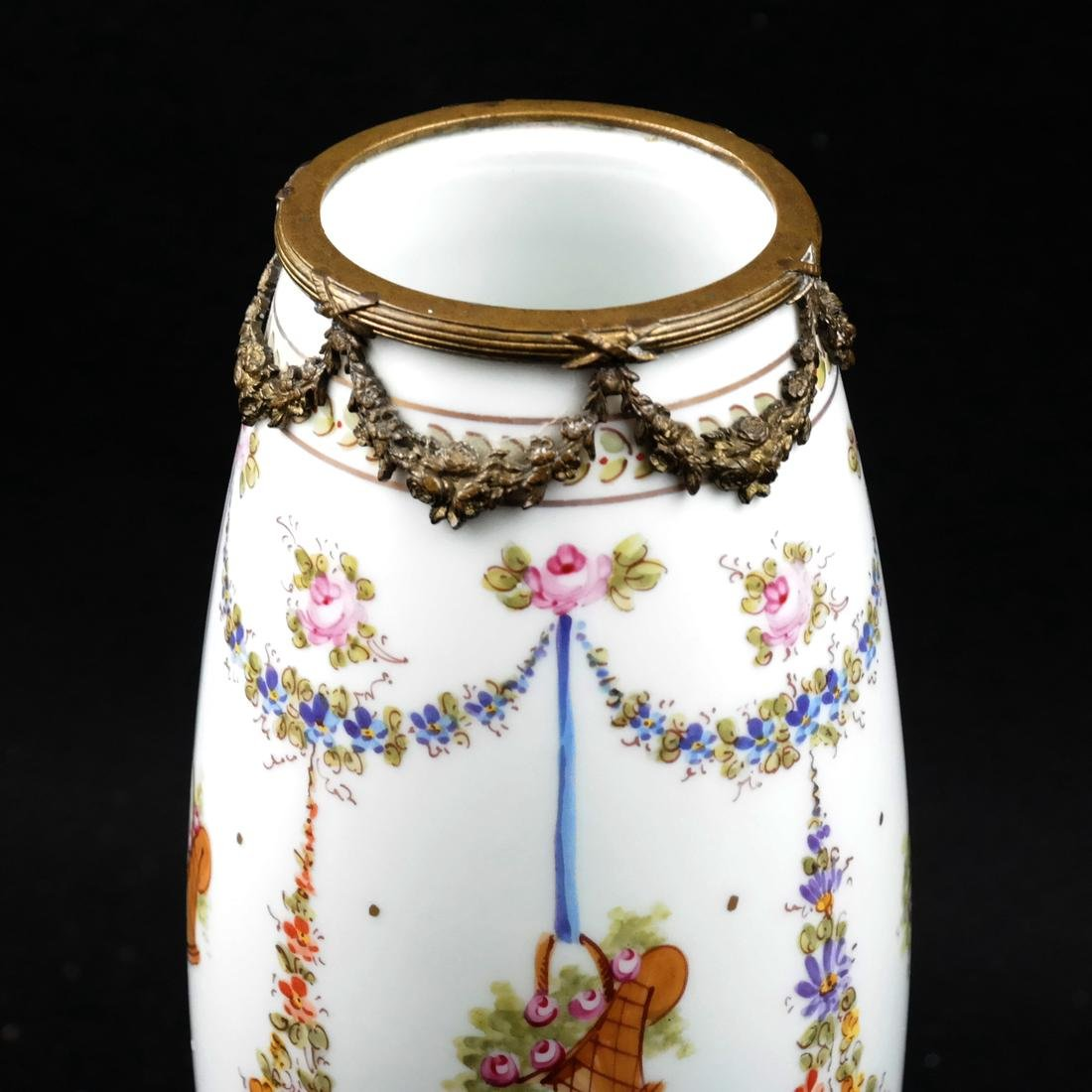 Sevres-Style Vase - 2