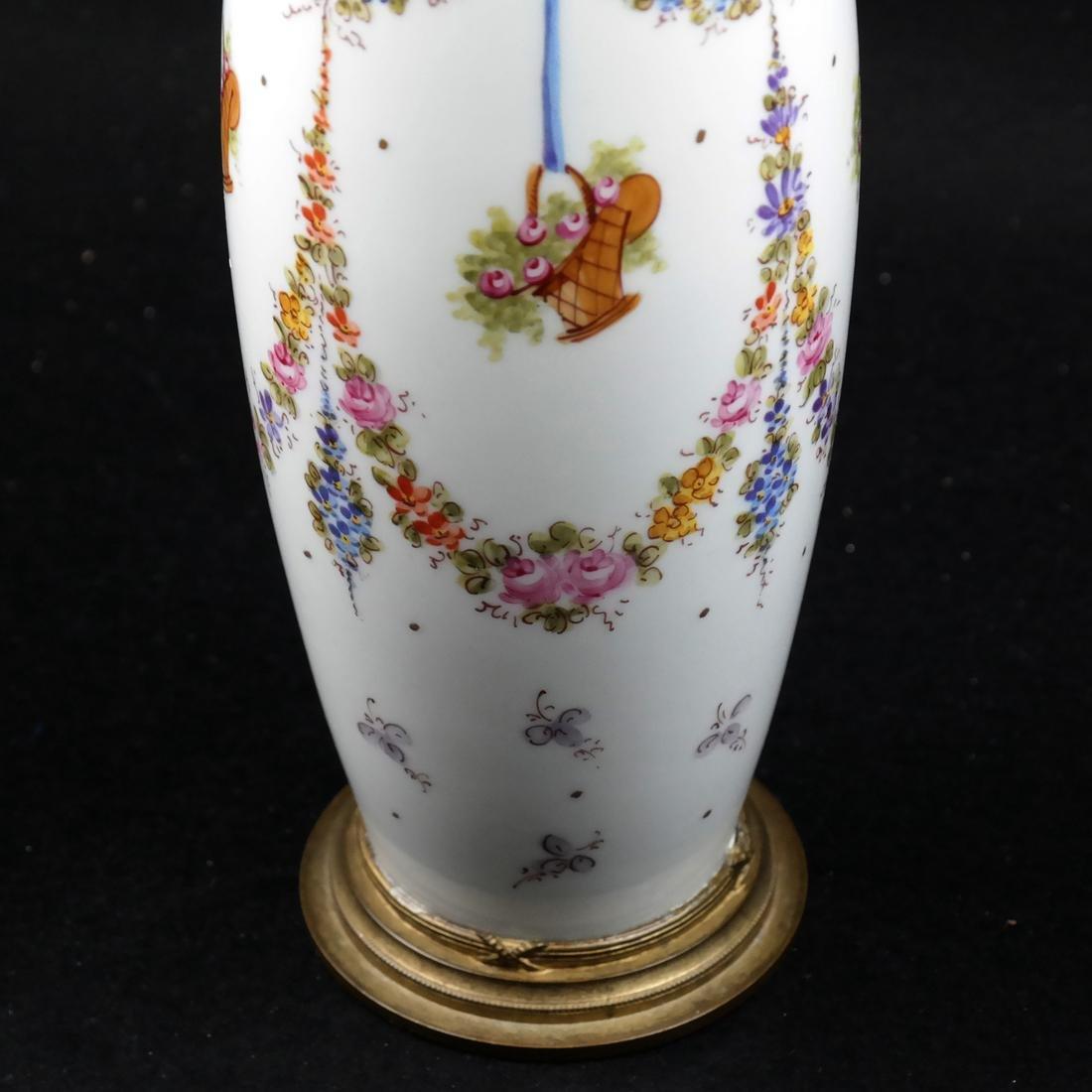 Sevres-Style Vase - 3