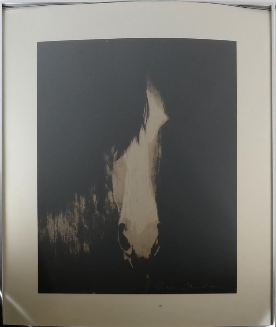 Joe Andoe, 3 Horse Lithographs - 2