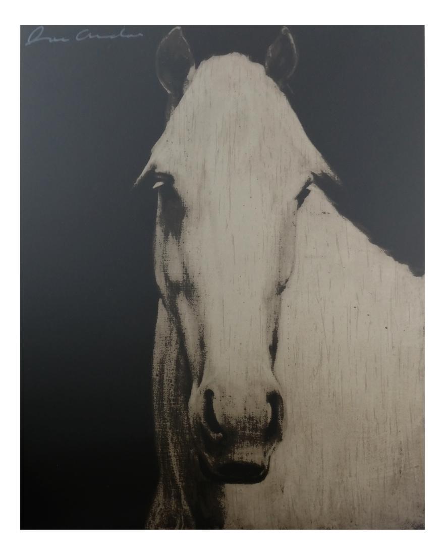 Joe Andoe, 3 Horse Lithographs - 6