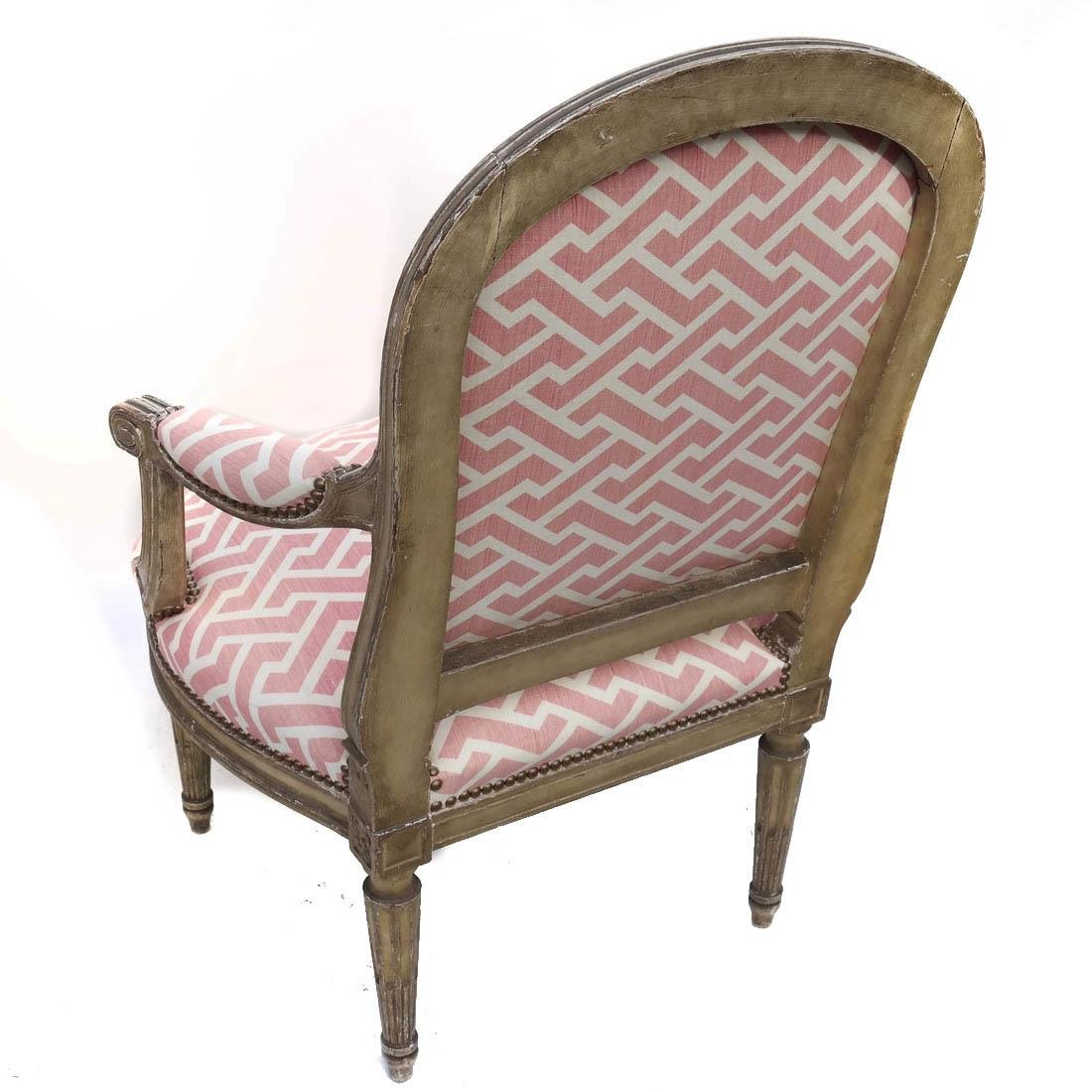 Pair 19th Century French Chairs - 9
