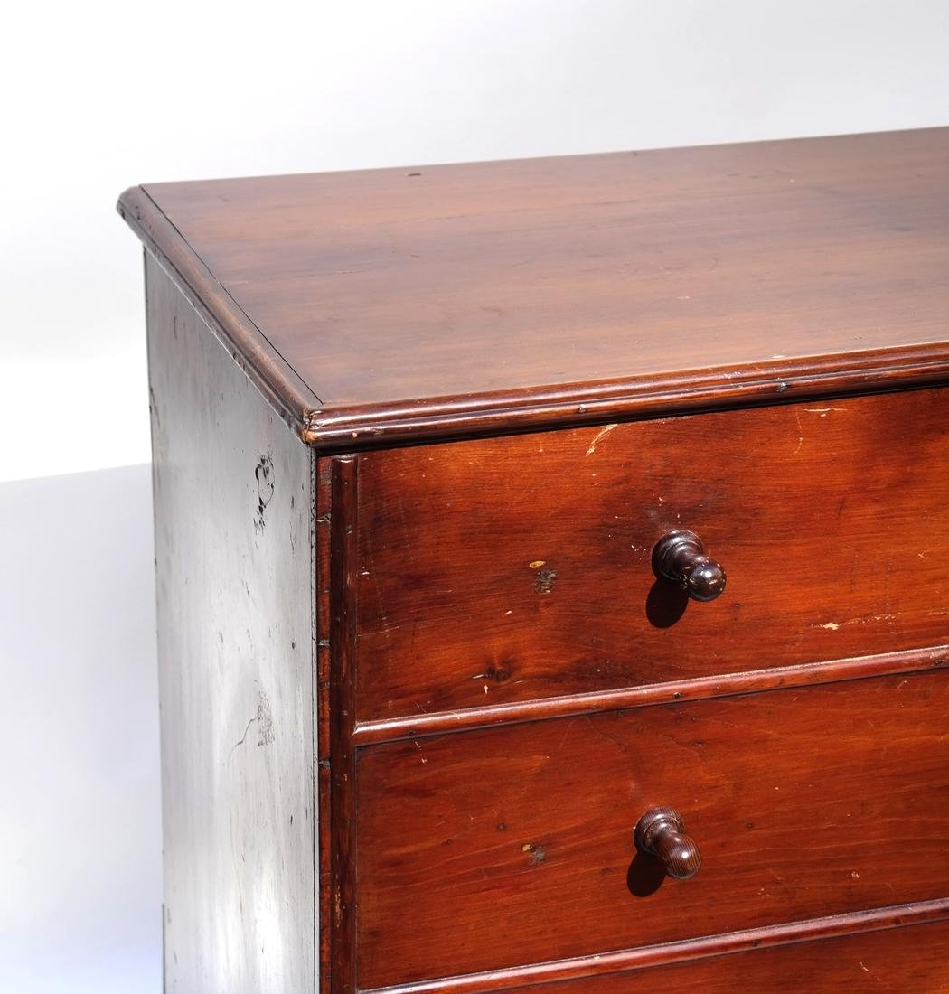 19th Century American Blanket Chest - 4