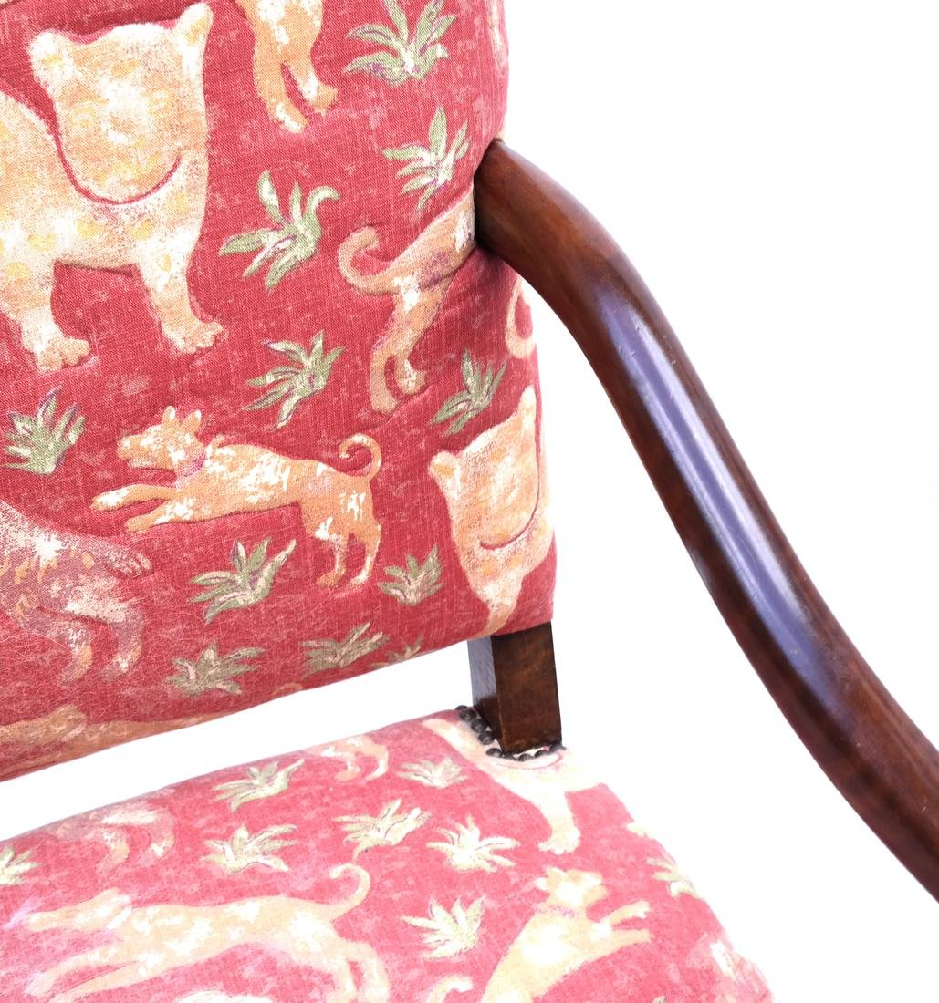 Pair of 19th Century Continental Chairs - 3
