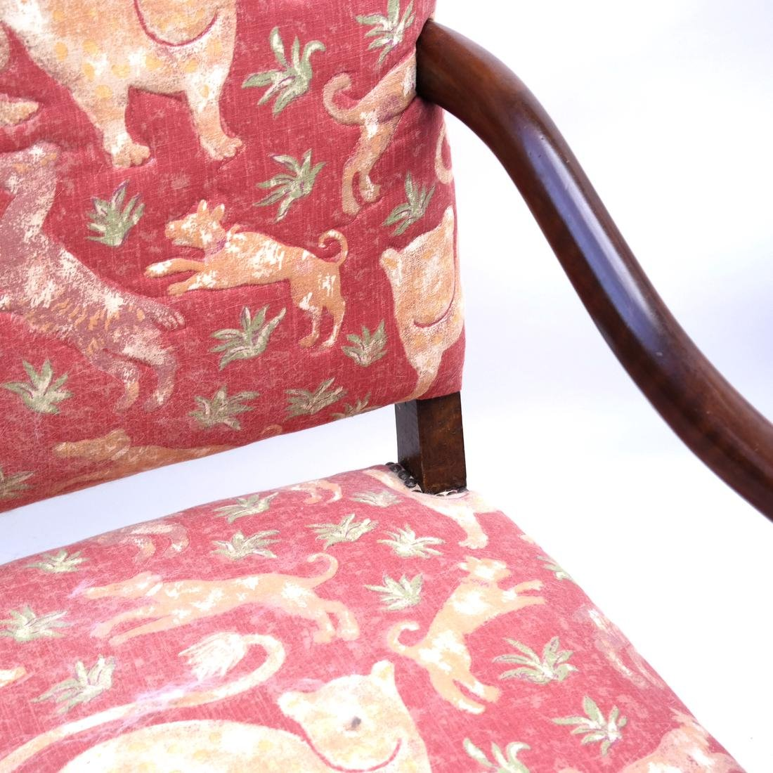 Pair of 19th Century Continental Chairs - 7