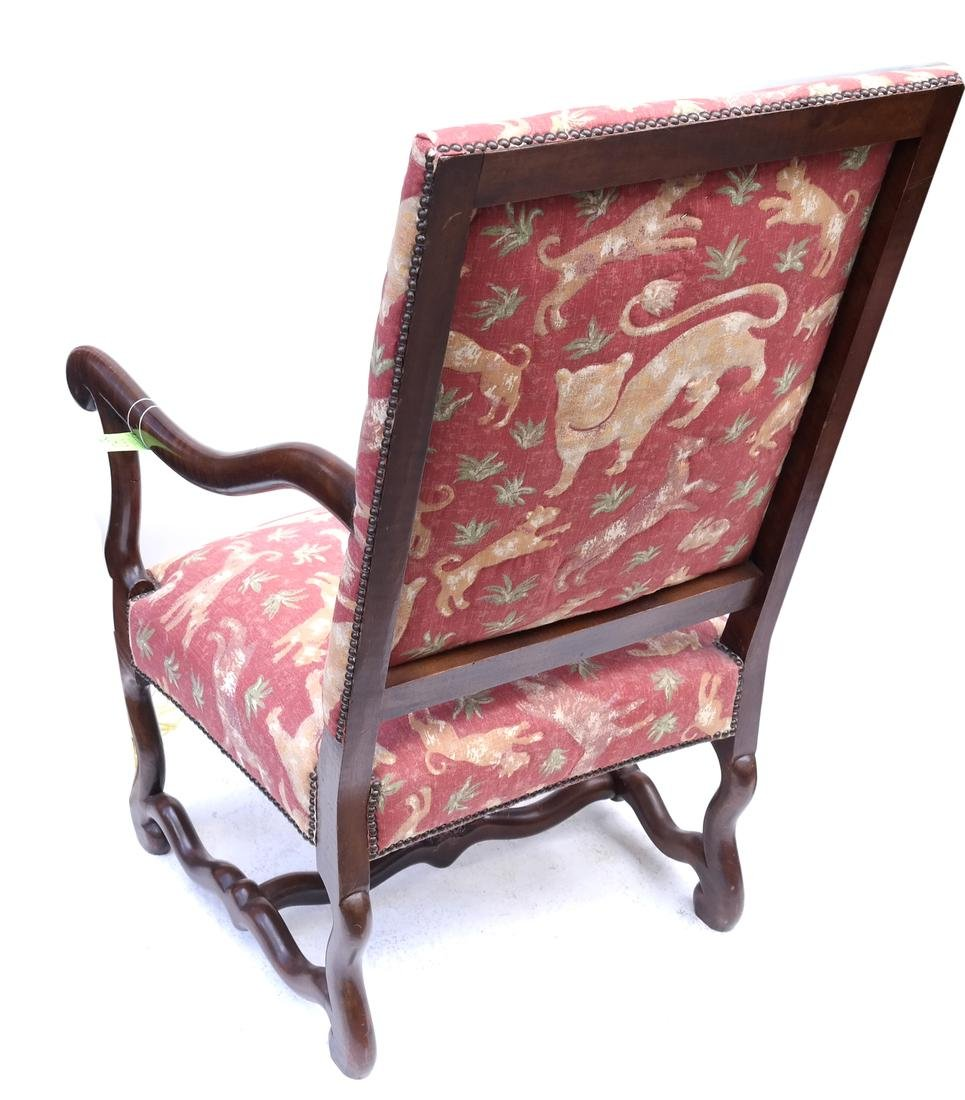 Pair of 19th Century Continental Chairs - 8