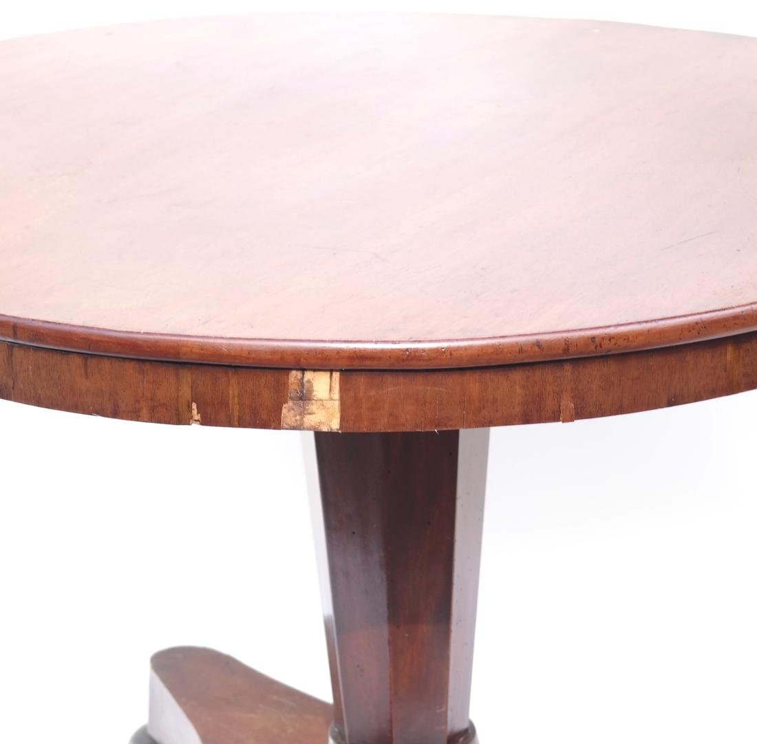 Victorian Style Center Table - 2