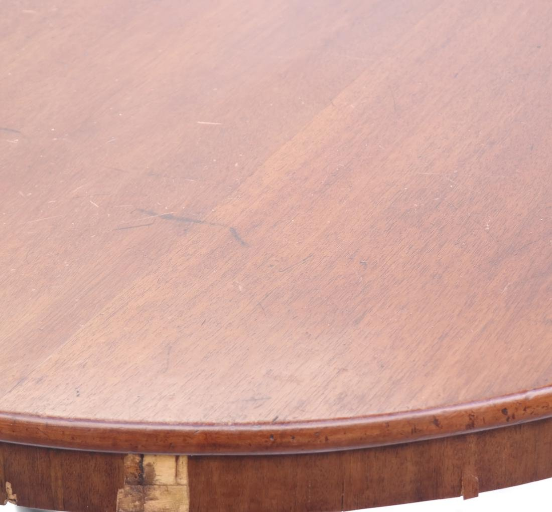 Victorian Style Center Table - 5