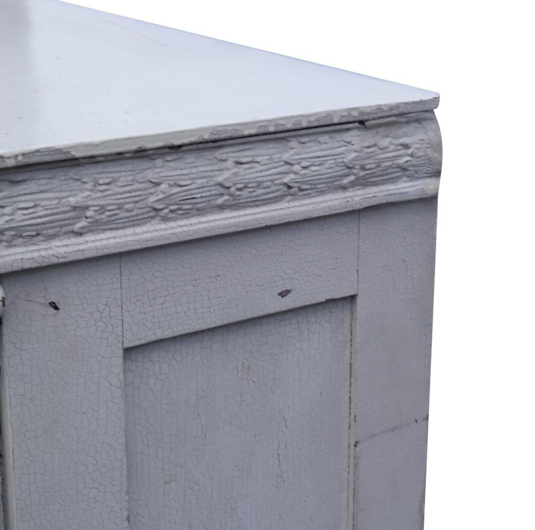 Distressed Finished Bookcase - 6