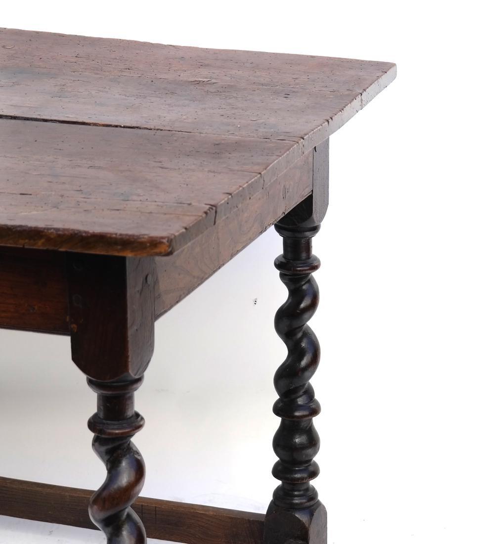 Antique English Center Table - 2