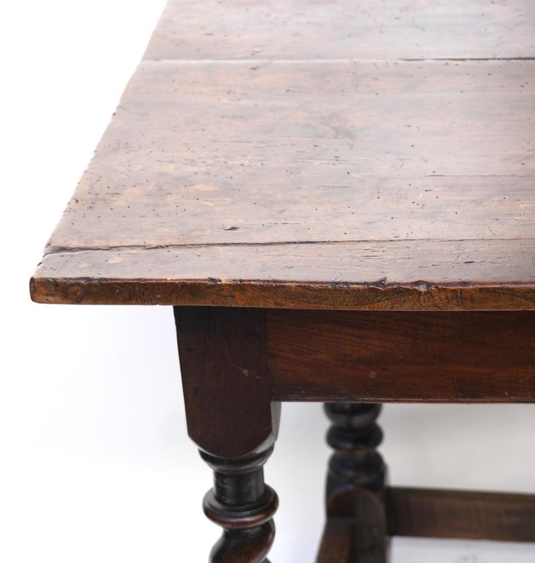 Antique English Center Table - 4