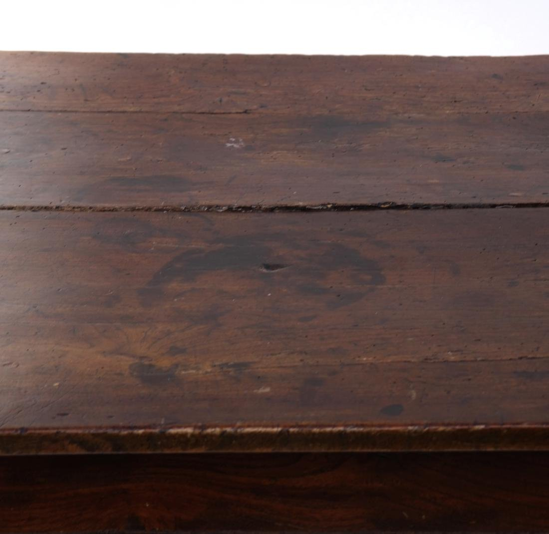 Antique English Center Table - 5