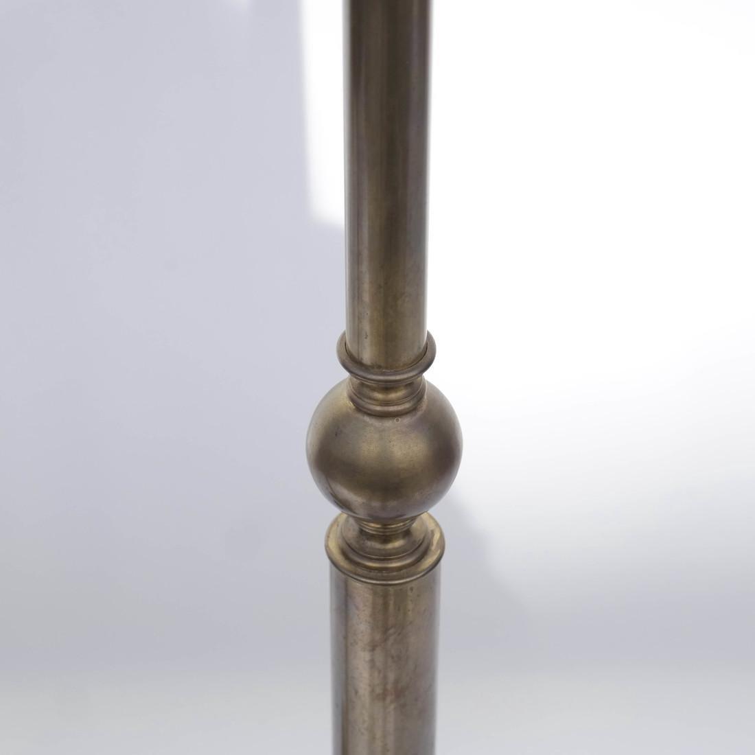 Pair of Brass Floor Lamps - 5