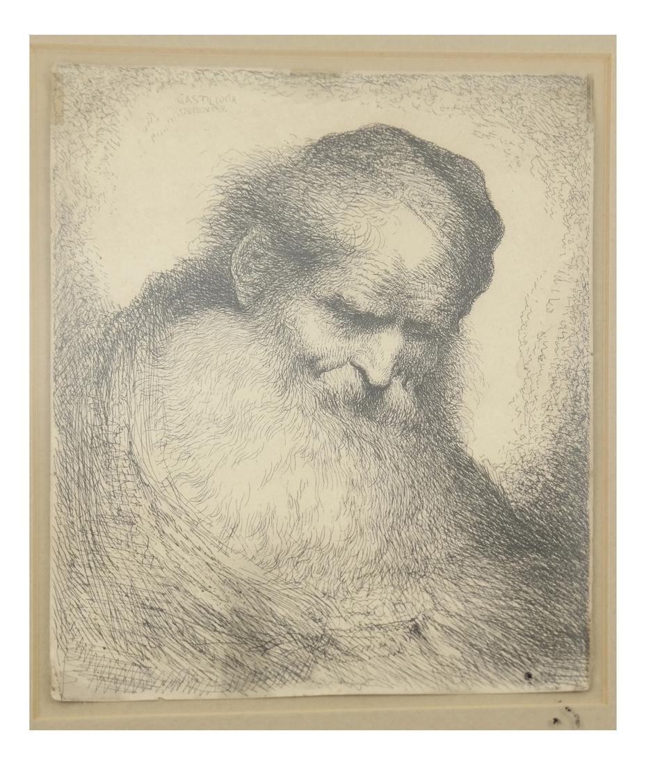 Giovanni B. Castigilione, Bearded Man