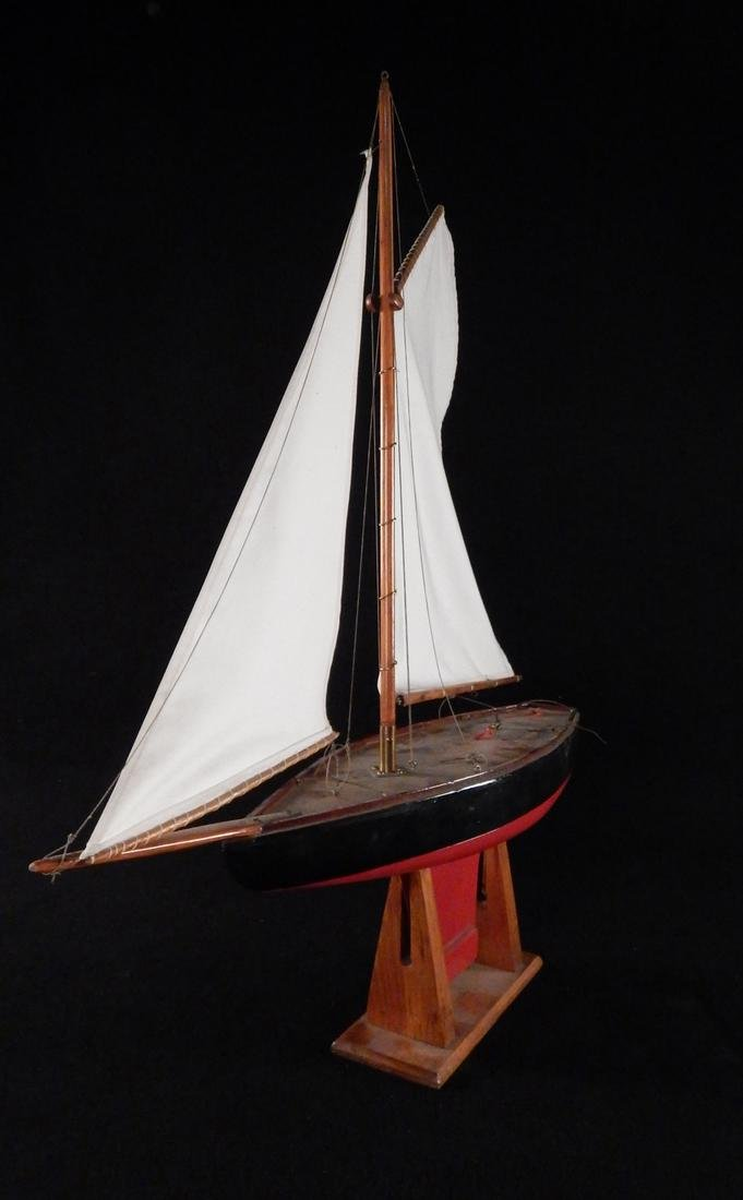 Model Yacht - 7