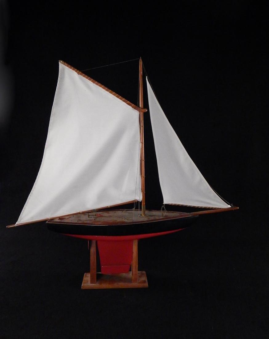 Model Yacht - 8