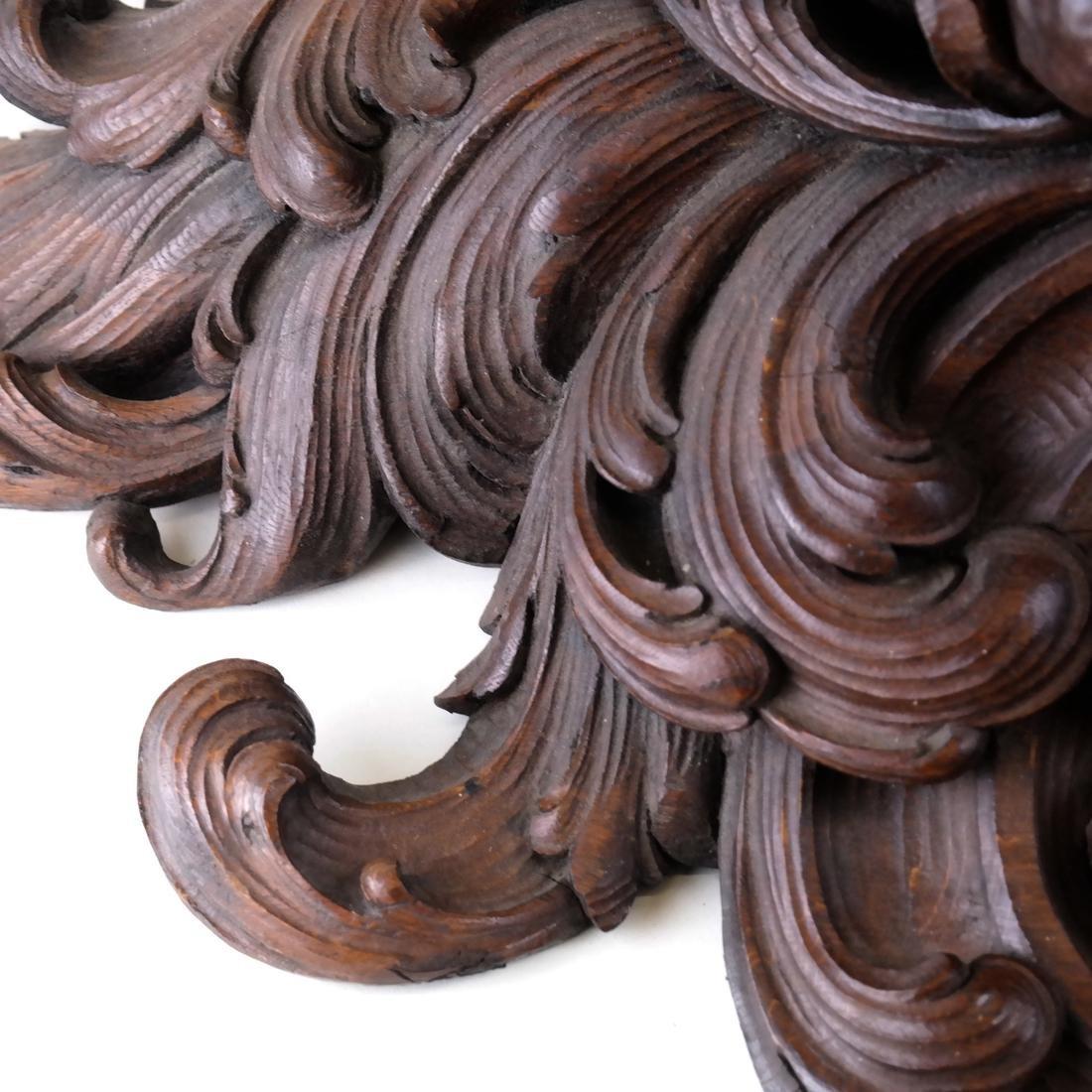 19th Century Wood Tobacconist Sculpture - 10