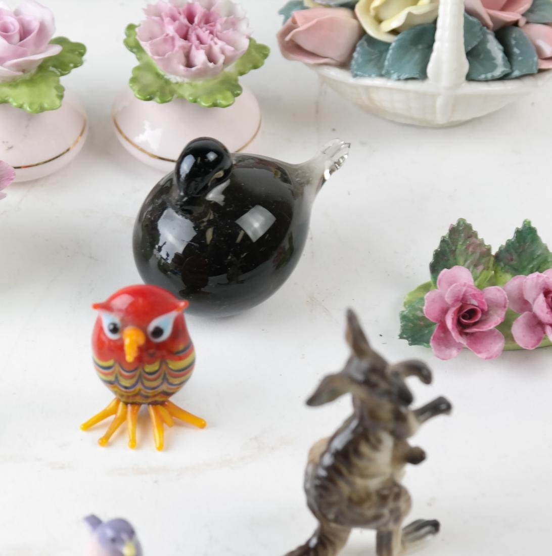 Group of Misc. Porcelain and Glass Items - 4