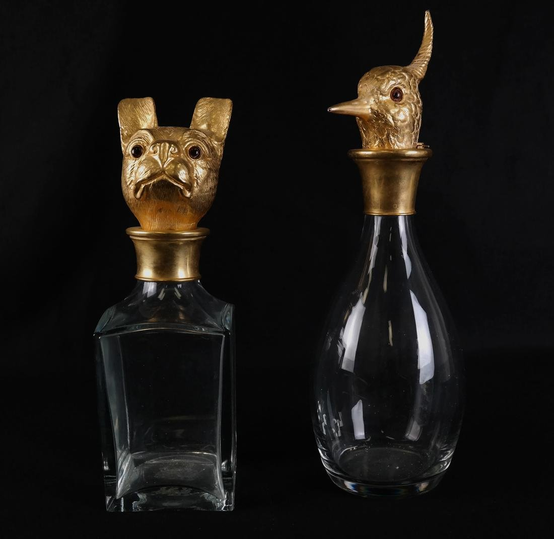 Two Decanters, Valentino, other