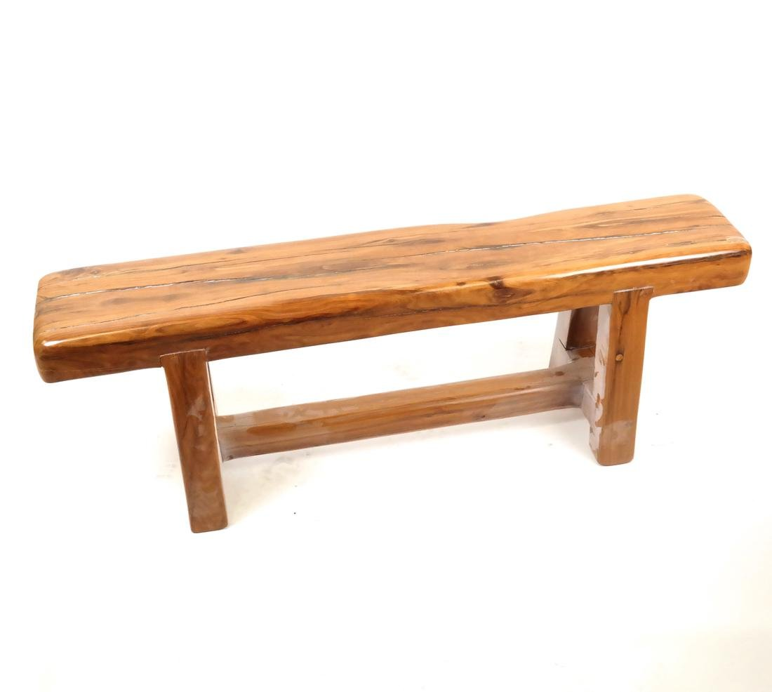 Southeast Asian Hardwood Bench