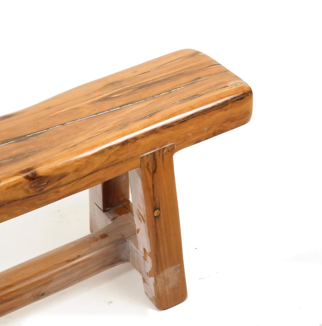 Southeast Asian Hardwood Bench - 3